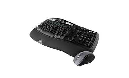 98411d60654 Shop Groupon Logitech MK570 Wireless Keyboard and Mouse Set: (Refurbished)