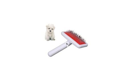 Grooming Trimmer Flea Pet Puppy Dog Cat Comb Gilling Brush b96fcb31-1679-4010-b936-44dd5e668edd