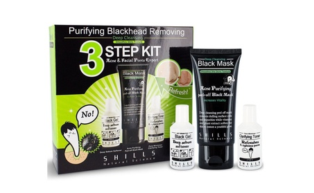 Shills purifying peel-off black mask 3 step kit blackheads sebum pore 68a31868-229e-431f-81c9-7f71d84f5780