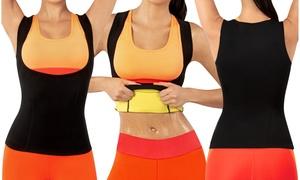 Women's Slimming Sauna Sweat Vest