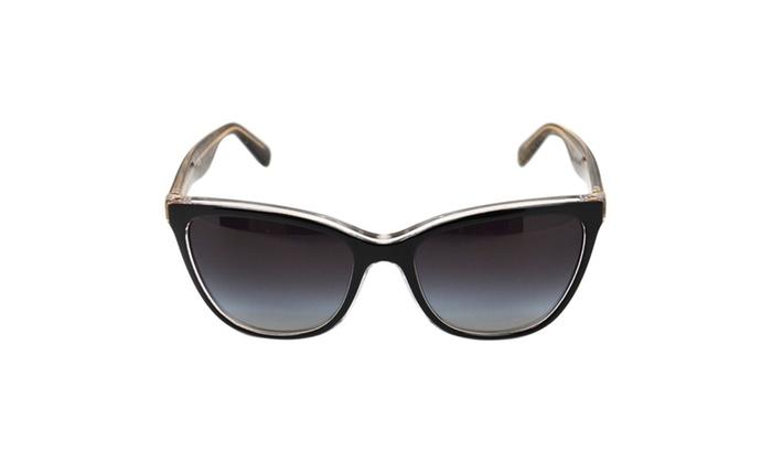 Dolce and Gabbana DG 4193 2737/8G Black Glitter Gold