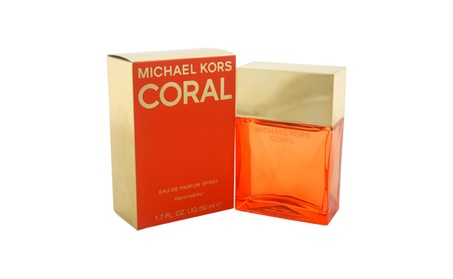 Michael Kors Coral by Michael Kors for Women - 1.7 oz EDP Spray d44637ec-bed9-4732-b6ee-828a72abb99d