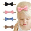 4Pc Girl Baby Toddler Infant Flower Headband Hair Bow Band Accessories