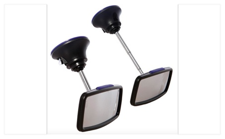 Dreambaby Baby Deluxe Adjustable View Mirror Car Seat Rear Window 3db3a5e4-86e6-4cd0-99f2-396d426a4d88