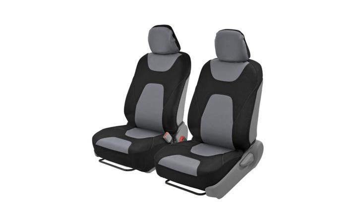 Motor Trend 3 Layer Waterproof Car Seat Covers