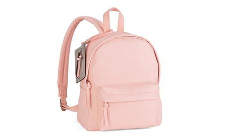 Pink Dome Mini Backpack 5d3ca58c-4332-416a-9c94-f12875ff07df