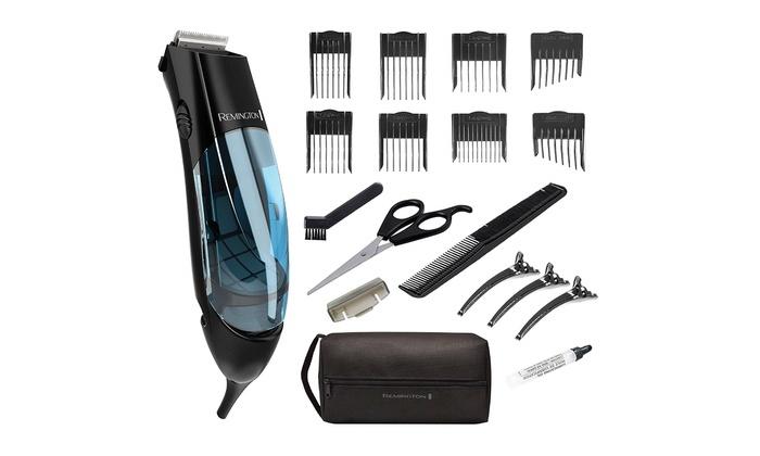 Remington HKVAC2000A Vacuum Haircut Kit, Vacuum Trimmer
