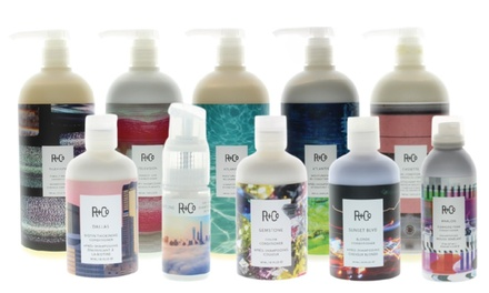 R Co Television Perfect Hair Shampoo, Conditioner, Set and more Hair Care Items