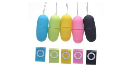 MP3 Wireless Remote Control 20 Speeds Vibration Jump Egg 9dd9732b-1c7c-439c-86e3-887e7a3bea69