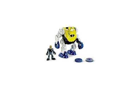 fisher price imaginext space station shuttle accessory - exoskeleton 0b49cd03-2720-4d73-8edc-f50dc1eaad4f