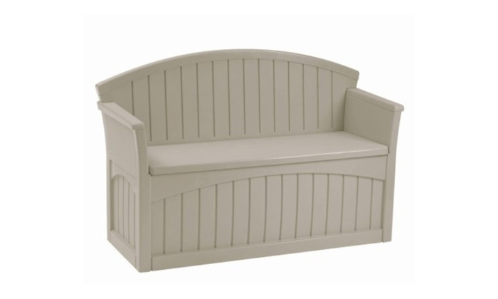 Suncast Pb6700 Patio Bench Pack Of 1