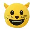 Cute Emoji Emoticon Cushion Shape Pillow Doll Toy Throw Pillow