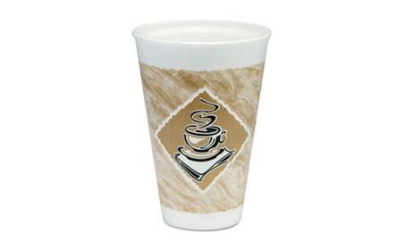 Drc 16 oz. Foam Hot/Cold Cups, 25 Pack 9687d006-c7ca-496a-9a69-b74e56c5c541
