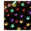 50 LED Cherry Flower Outdoor Solar Powered Lights