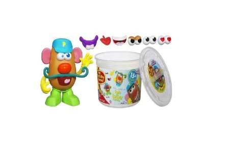 Potato Head Playskool Mr. Potato Head Tater Tub Set 8fe90d1e-8fc5-4ed1-8ba8-6d10b9399e07