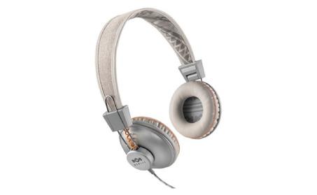 House of Marley Positive Vibration On-Ear Headphones e54e2fb3-c27f-4c35-a736-9e5e02d0152a