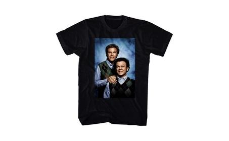 Step Brothers Poster Men's Black T-shirt New Sizes S-2XL 15c49b28-7559-445a-b291-24d7ce5488c0