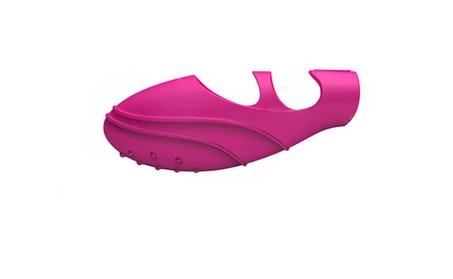 Finger vibrator shaped clitoral simulator massager sex toy 6710f75c-2ee0-4354-8f8e-2d50e4962e74