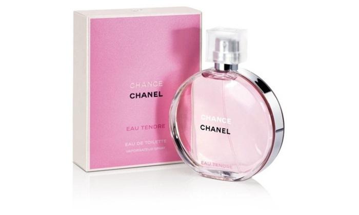 Chanel Chance Eau Tendre 34oz Groupon