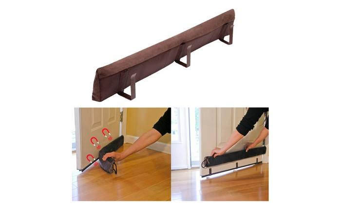 Magnetic Clip-On Door Draft Stopper