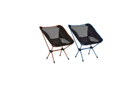 Aluminum Hiking Camping Chair Fishing Seat Outdoor Folding Portable 3f440038-17ca-4934-b6cb-3114da41d1ca