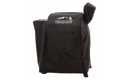 Traeger Pellet Grills 215701 22 Series Grill Cover, Black d3678b3c-476f-4644-b6d2-1b888178089b
