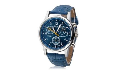 Fashion Crocodile Faux Leather Analog Wrist Watch 4402cdd9-8a20-4fbb-920a-74038d19f7c7