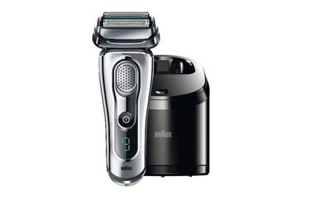 Braun Series 9 Electric Foil Shaver for Men with Cleaning Center 0e326d2d-753a-4ee7-a846-8242ed99ef1a