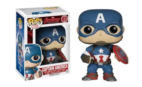 Funko POP Marvel Avengers 2: Captain America 144ca9ef-cc70-4c24-a7d7-a40e09b69fdd