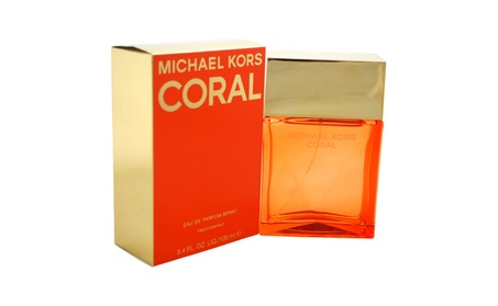 Michael Kors Coral by Michael Kors for Women - 3.4 oz EDP Spray 6e6a403c-7331-4c55-b64b-ce5fc89b833d