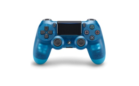 Blue Crystal Sony DualShock 4 Controller for PlayStation 4