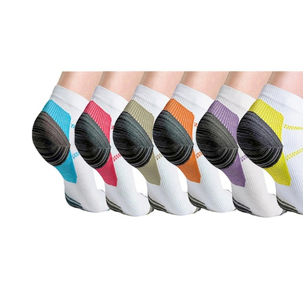 d89887c895 New Athletic Ankle Compression Socks 20 - 30 Mmhg For Boost Stamina &  Recovery   Groupon