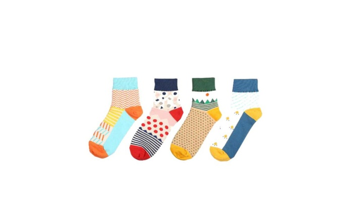 South Korea cute the Department of Forestry cotton tide socks