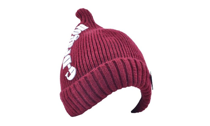 Women's Insulated Casual Solid Simple Woollen Hat
