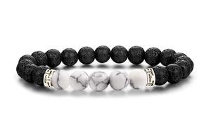 Men's Natural Chakra Bracelet by Akor