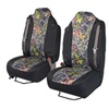 Ford F-150 Camo Seat Cover Big Truck SeatCover 2Piece Camouflage Black