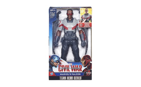 Marvel Titan Hero Series Marvel's Falcon Electronic Figure e176ead1-d7e0-492f-b60c-84d07523b7ce