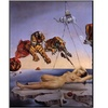 Dream Caused by the Flight of a Bee 1944 by Salvador Dali