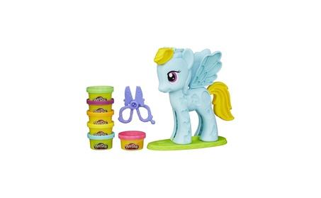Play-Doh My Little Pony Rainbow Dash Style Salon Playset 5afcad36-58ff-4199-98fe-63d7849beebc