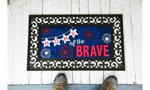 Patriotic Sassafras Switch Mat or Tray