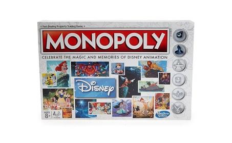 Hasbro Gaming Monopoly: Disney Animation Edition Game f66780e6-50fd-4ee7-9386-24fd8b389ceb