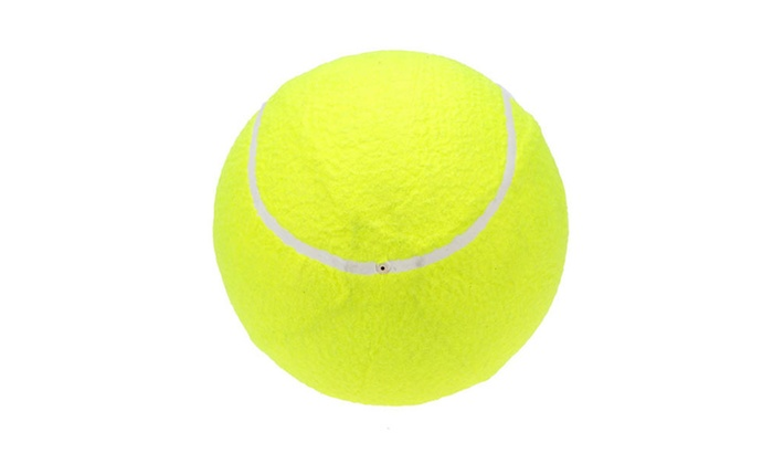 "9.5"" Oversize Giant Tennis Ball (2 Pieces)"