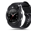 TechComm V8 Bluetooth & GSM Smartwatch Fitness Tracker Android Only