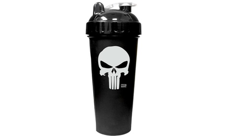 Marvel Avenger DC Comics Shaker Bottle Cup Punisher photo