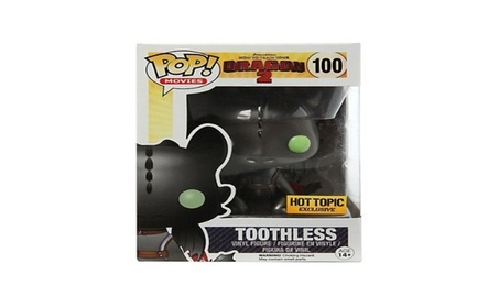 Funko POP! Movies: How To Train Your Dragon 2 - Toothless - BLACK 1a833811-e261-4626-84c8-b4a98bb24dfc