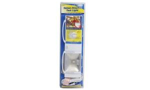 Westek Xe120hb 16-inch Plug-in 40-watt Xenon Direct-it Task Light, White