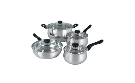 Gibson 78719.08 Os Rametto 8 Pc Cookware Set photo