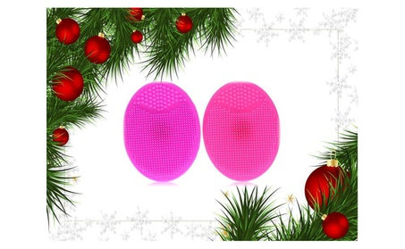 Silicone Pore Scrubbers Beauty Facial Cleanser Buy One Get One Free 9b190004-ffb9-4029-bfb0-b5863d98187f