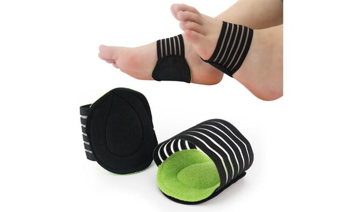 4x Heel Foot Pain Relief Plantar