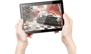 """iNova MX1086 16GB 10.1"""" Android 6.0 Tablet, High Resolution, Dual Came"""